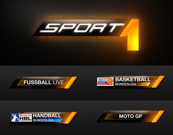 Basketball tv graphics