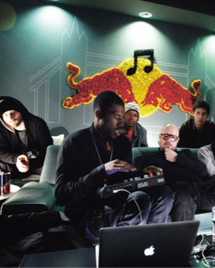 Red Bull Music Academy world tour