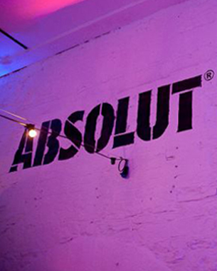 ABSOLUT VIS10NS