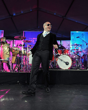 Pitbull's Feature In Upcoming Bud Light Ad