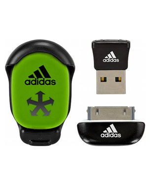 The Adidas miCoach Speed Cell