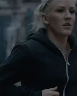 "Ellie Goulding Is Running With ""Nike+"""