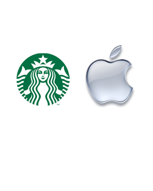 Starbucks And Apple – The Dream Team