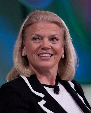 IBM's First Female CEO Ever