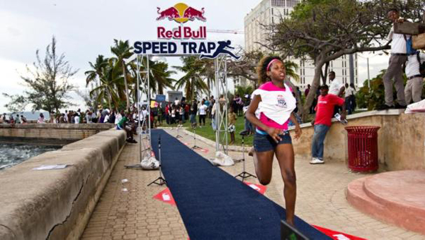 Red Bull Speed Trap Finals