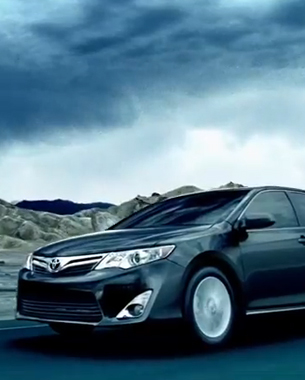 "2012 Toyota Camry ""It's Ready. Are You?"""