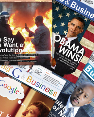 Social Network's Magazines To Help Small Enterprises