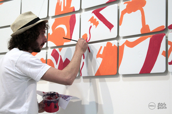 dell-painting-at-ifa-berlin-branding-magazine