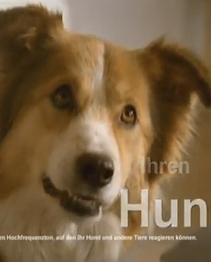 Nestlé Makes Dog Targeting Commercial