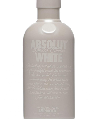 ABSOLUT WHITE