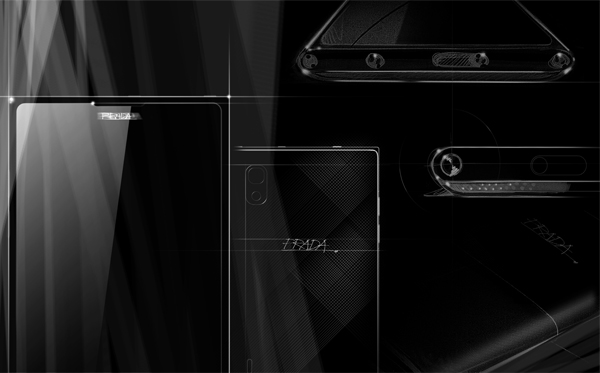 The Prada phone by LG (Branding Magazine)