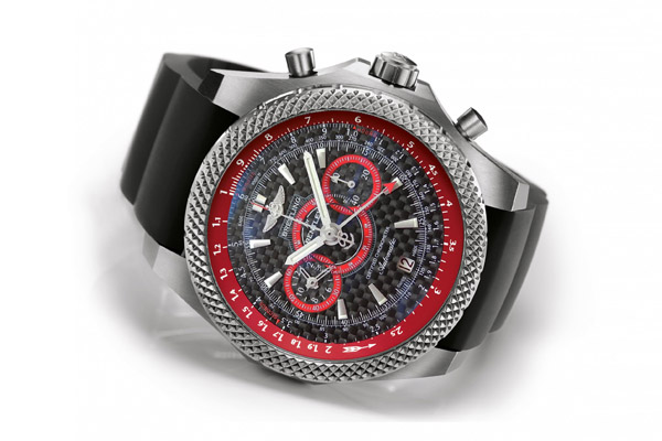 Breitling For Bently Light Body Carbon Dial - Branding Magazine