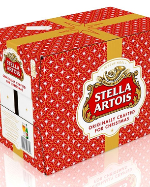 Stella Artois Limited Edition Holiday Package