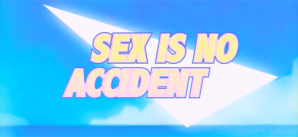 MTV's Sex Is No Accident Video Campaign