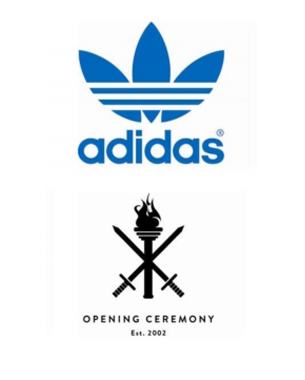 New Adidas Collaboration With Opening Ceremony
