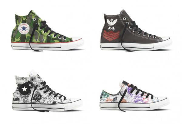 Gorillaz shoes 3 by Luigilennonlover on DeviantArt