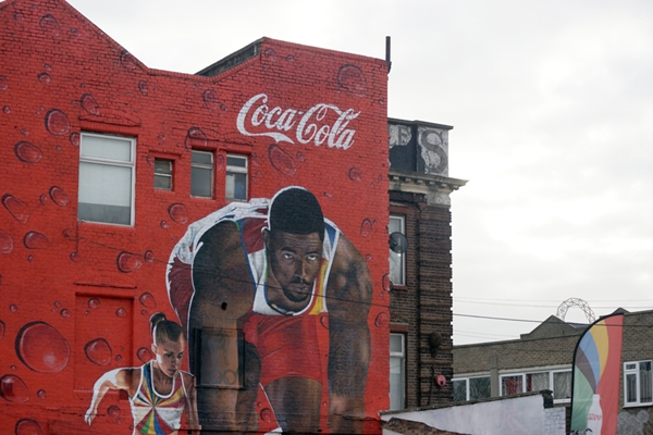 """Move To The Beat"""", Coca Cola 2012 Olympic Games Campaign (Updated ..."""