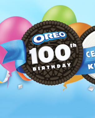 Happy 100th Birthday, Oreo!
