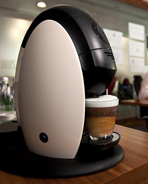 Nescafé Alegria – Coffee Machine For Small Businesses