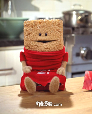Meet Mel, The Adorable Kraft Foods Mascot
