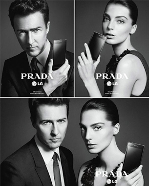 Edward Norton, The New Face Of Prada LG 3.0