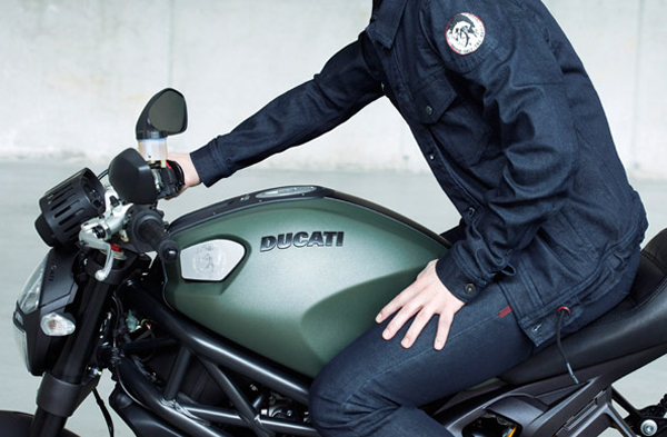 Ducati's Monster Collection By Diesel