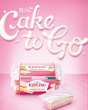 Mr Kipling Cake To Go
