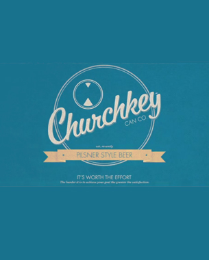 Churchkey Can Co. Brings Back Flat Top Beer Cans