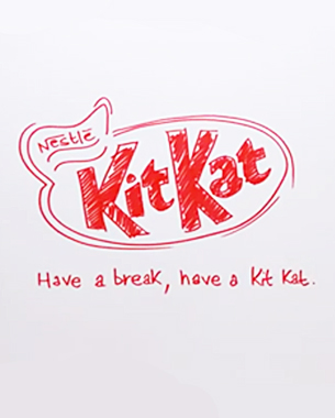 "Get Your Portrait Drawn With Kit Kat's ""Break Time Friday"""