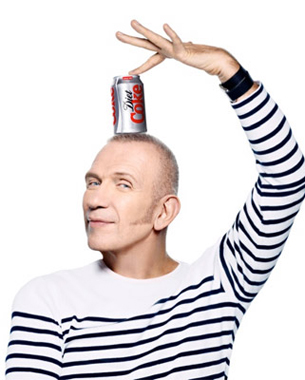 Jean Paul Gaultier, Diet Coke's New Creative Director