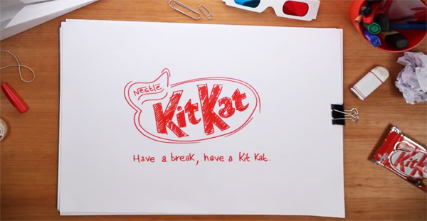 Get Your Portrait Drawn With Kit Kat's 'Break Time Friday'