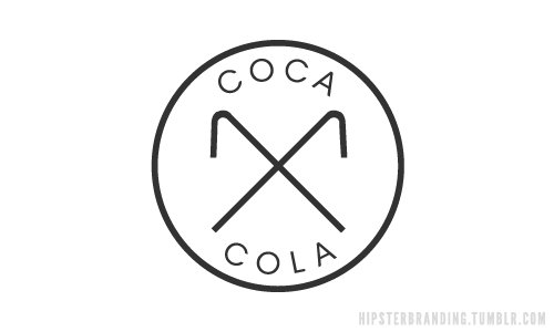 Famous Logos Redesigned By Hipsters