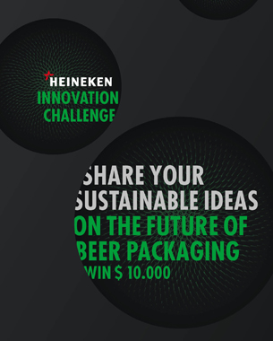 Sustainable Branded Beer Package - Heineken's Innovation Challenge