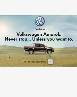 Volkswagen Takes You on a Ride on Facebook