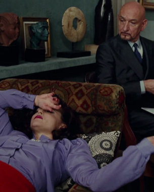"""A Therapy"" Short Film by Prada"