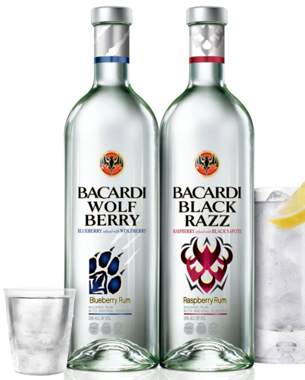 Bacardi Reveals Two New Rum Flavors And Bottles That React To Temperature