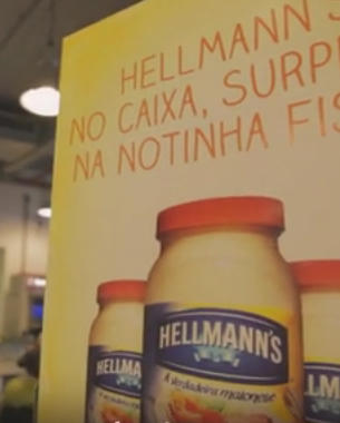 Hellmann's Recipe Offered On A Store Receipt
