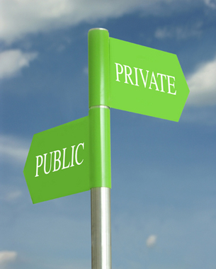 Public or Private: How to Toe the Line in Today's Reality T.V. World