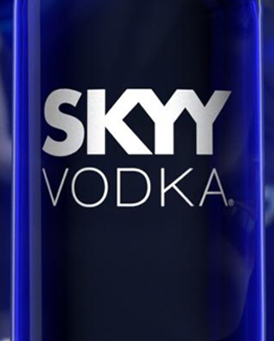 SKYY VODKA ANNOUNCES ITS FIRST EVER TELEVISION ADVERTISING CAMPAIGN