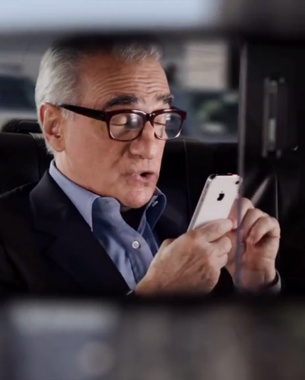 Martin Scorsese Loves Siri, Siri Loves Being Serious