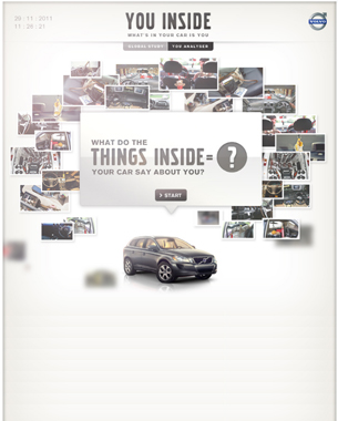 Volvo Crowdsources Facebook for Inspiration