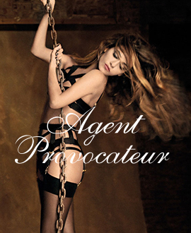Agent Provocateur Shows Monica Cruz's True Self