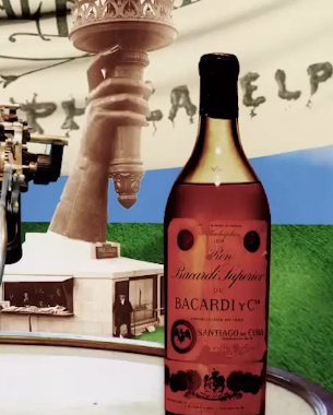 BACARDI The World's Most Awarded Spirit