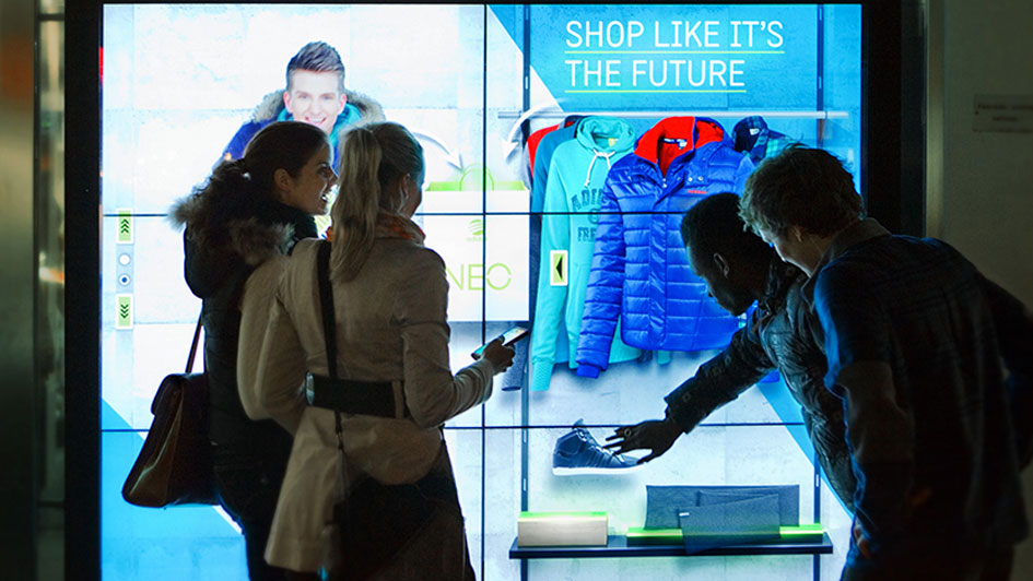 Adidas' Interactive Window Shopping Experience | Brandingmag