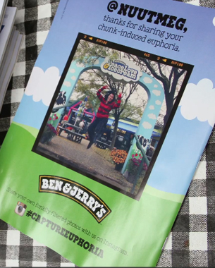 Ben & Jerry's Take Fan Engagement to The Next Level
