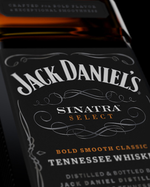 Jack Daniel's Launches Special Edition Whiskey in Honor of Frank Sinatra
