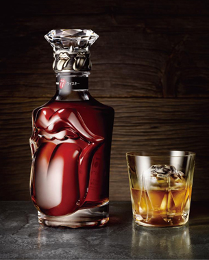Suntory Releases Rolling Stones 50th Anniversary Whiskey