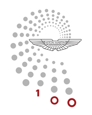 Aston Martin Marks Its 100th Anniversary With a New Logo