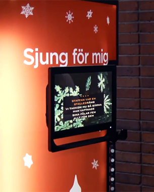 Coca-Cola Vending Machine Goes Karaoke, Wants You to Sing