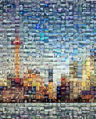 Swedish Insurance Company Initiates Instagram Collage Contest